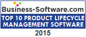 Business-Software.com Top Ten PLM Award for 2015