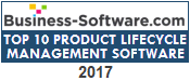 Business-Software.com Top Ten PLM Award for 2017