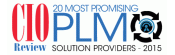 CIO Review - 2015 - 20 Most Promising PLM