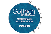 Softech - Most Innovative PLM Solution - 2016